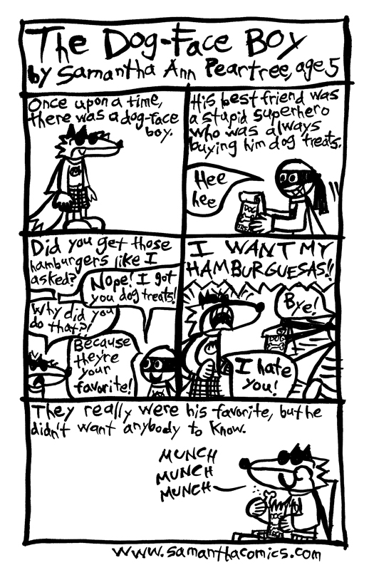 Guest Strip By Samantha Peartree!