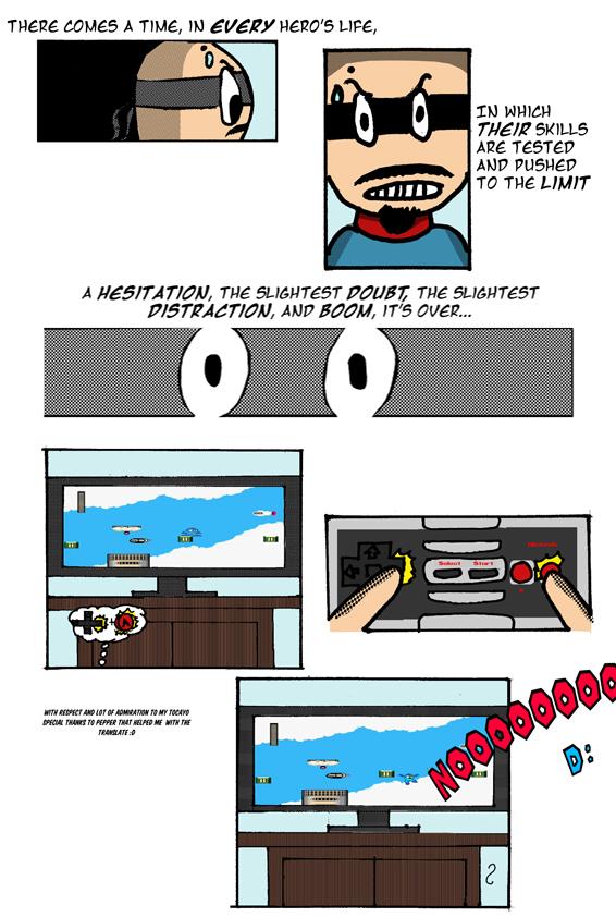 Guest Strip By Mario Cardenas